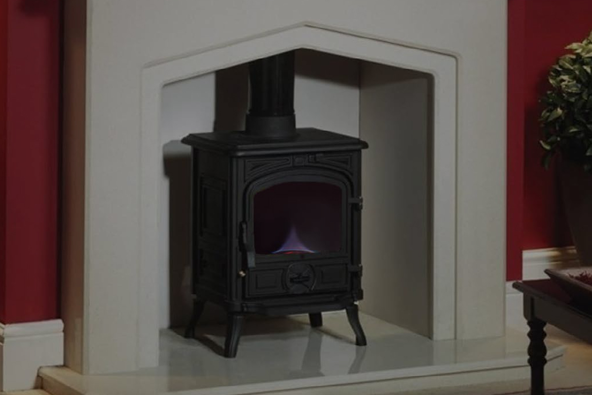 Franco Belge Oil Stove