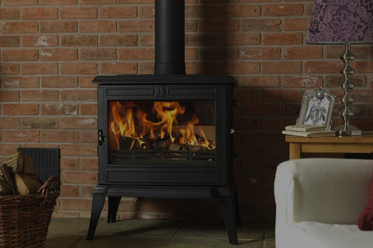 Franco Belge Wood Stove